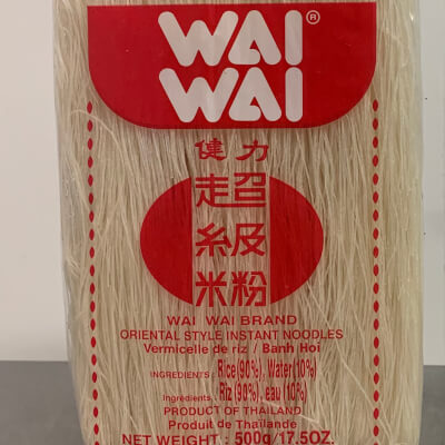 Thin Rice Noodles (500G)