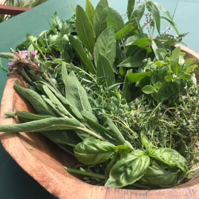 Mixed Bag Of Herbs  €12