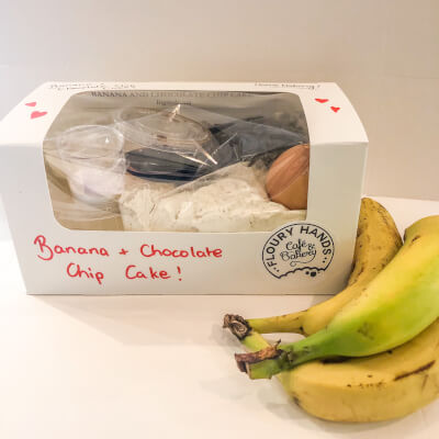 Baking Box - Banana Bread W/ Chocolate Chips