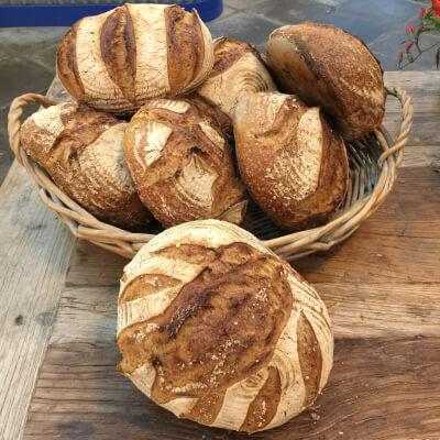 Natural Sourdough Bread - 48 Hour