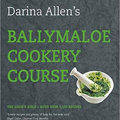 A Signed Copy Of Darina Allen's- Ballymaloe Cookery Course Book