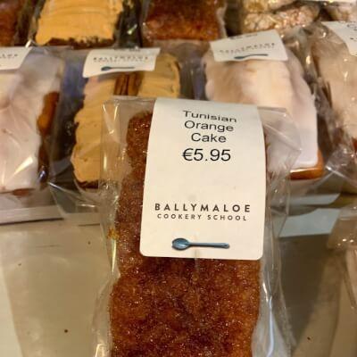 Little Cakes - Tunisian Orange Cake