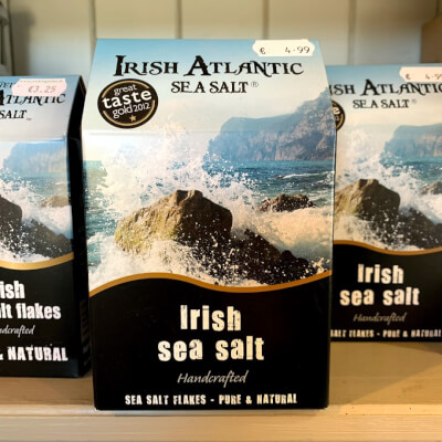 Irish Atlantic Seasalt
