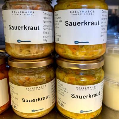 Fresh Saurkraut