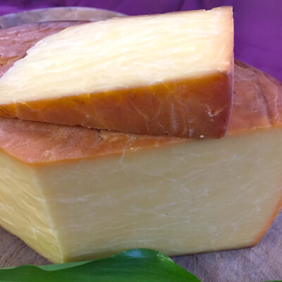Knockanore Oak Smoked Cheddar