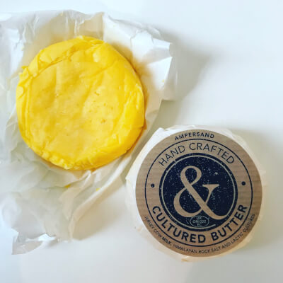 Cultured Butter -Ampersand