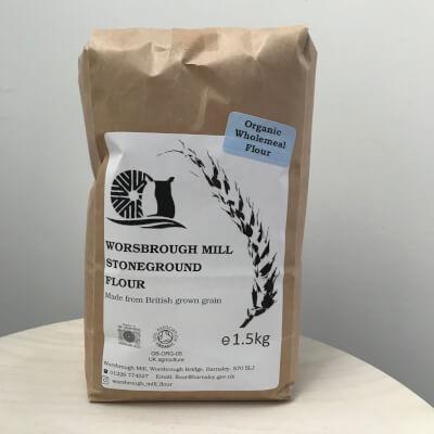 1.5 Kg Wholemeal Bread Flour