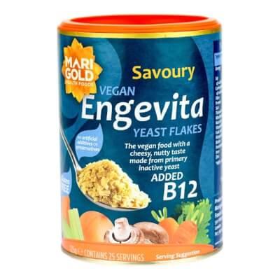 Engevita Yeast Flakes +B12