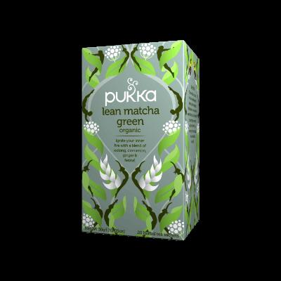 Lean Matcha Green Tea