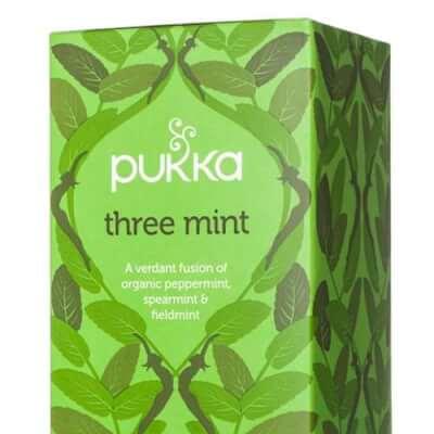 Three Mint Tea