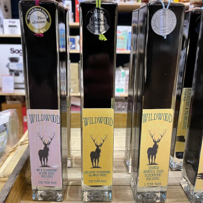 Wildwood - Balsamic Blackberry & Wild Thyme