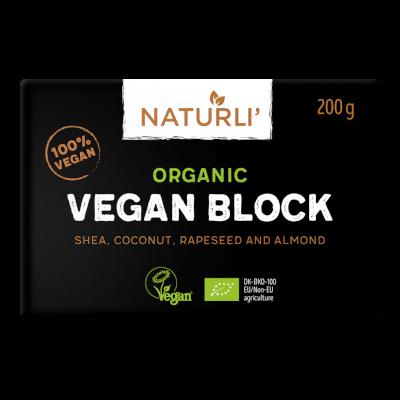 Naturli' Organic Vegan Butter Block