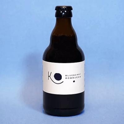 Ko Kombucha - Blueberry