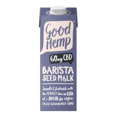 Good Hemp - Cbd Barista Hemp Milk