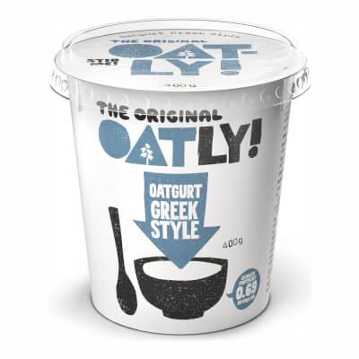 Oatly Greek Style Oatgurt
