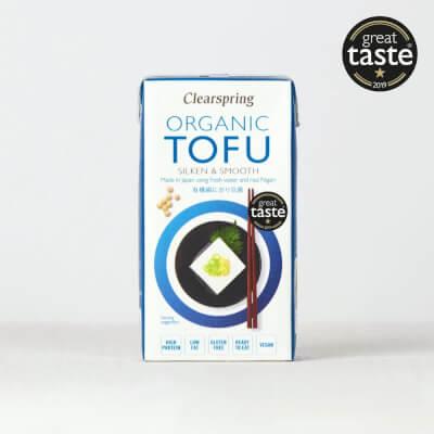 Organic Japanese Silken Tofu