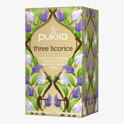 Three Liquorice Tea
