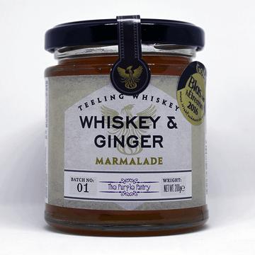 Teeling Whiskey & Ginger Marmalade