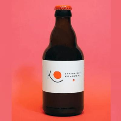Ko Kumbucha - Strawberry