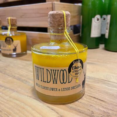 Wildwood - Wild Elderflower & Lemon Dressing