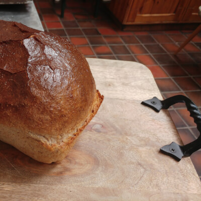 Wholemeal Bread 50 1 800 G