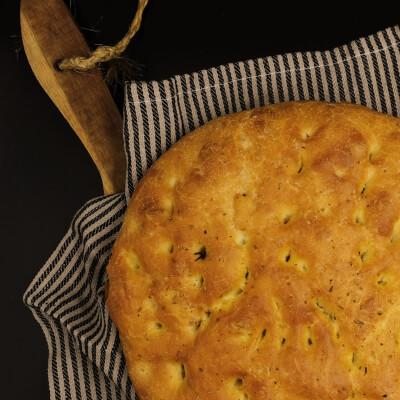 Focaccia Bread 1 700 G