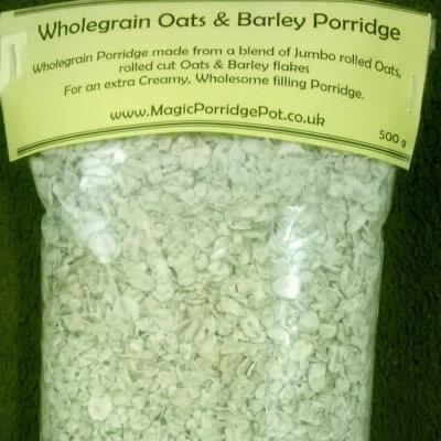 Oat Barley Porridge