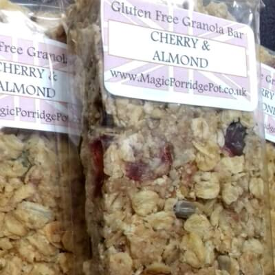 GRANOLA BAR Cherry Almond