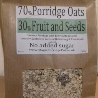 Porridge Fruit Seeds