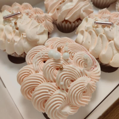 Chocolate Cupcakes (Gf Ingredients - Box Of 12)