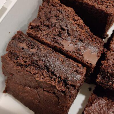 Vegan Brownies (Box Of 9)