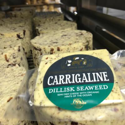 Dillisk Seaweed Cheese