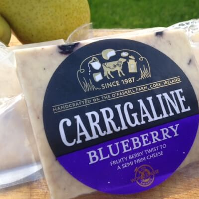 Carrigaline Blueberry Cheese