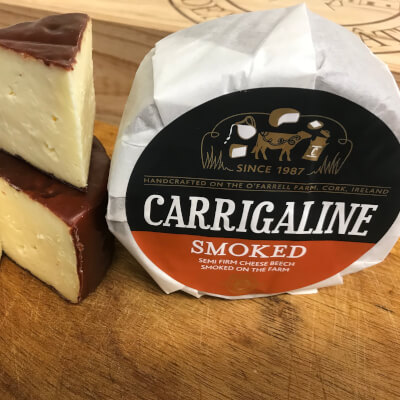 Carrigaline Beech Smoked Cheese