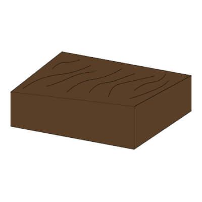 Lrg Mud Brownie