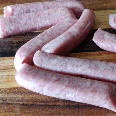Rare Breed Pork Sausages