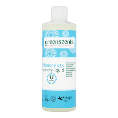 Greenscents Nonscents Laundry Liquid