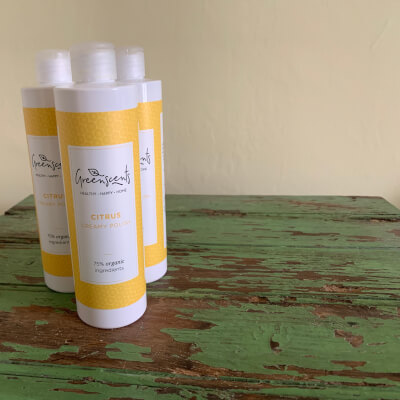 Greenscents  Citrus  Creamy Polish 300Ml