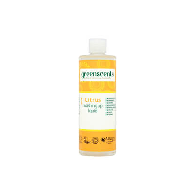 Greenscents Citrus Washing Up Liquid