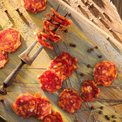 Spicy Salamino