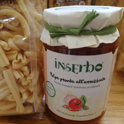 Tomato Sauce With Chilli
