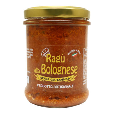 Bolognese Ragu