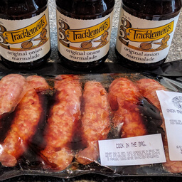 Cook In The Bag Onion Marmalade Glazed Pork Sausages 475 G