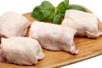 Free Range Chicken Thighs 400 G
