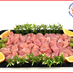 Diced Free Range Chicken Breast 450 G