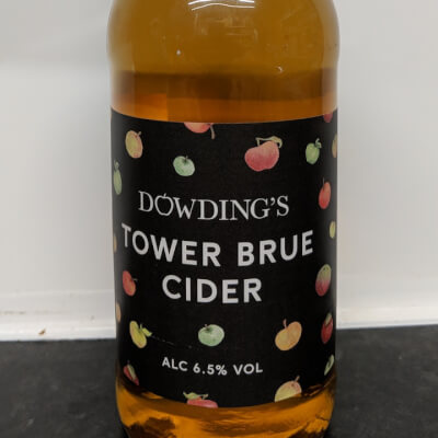 Dowdings Tower Brue Cider
