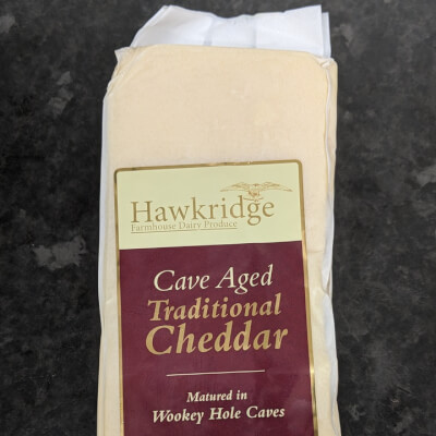 Cave Aged Traditional Cheddar