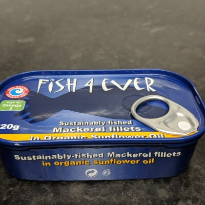 Fish 4 Ever Mackerel