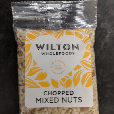 Chopped Mixed Nuts