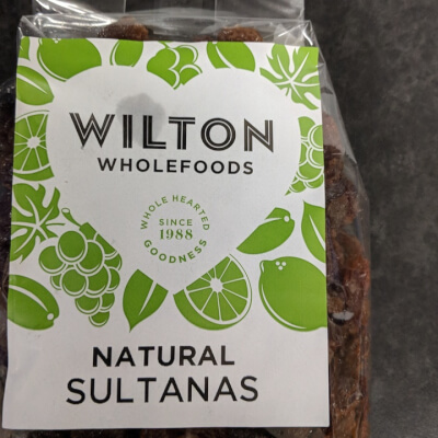 Natural Sultanas